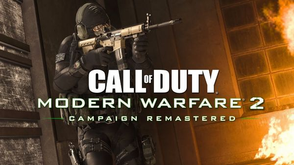 Call of Duty Modern Warfare 2 Campaign Remastered выходит завтра для PS4