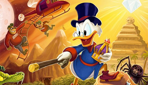 Ducktales: Remastered снова в Steam